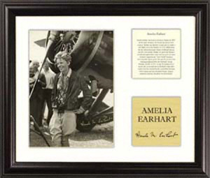 amelia-earhart-framed-photograph-biography-3344377
