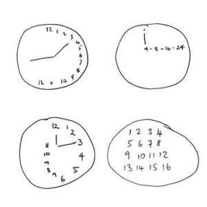 מבחן השעון אלצהיימר