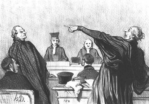 עדות בבית המשפט