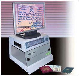ציוד מתקדם לבדיקת מסמכים מזויפים